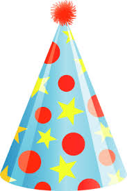 birthday hat birthday hat party transparent png stickpng