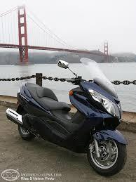 suzuki every 2004 2007 suzuki burgman 400 first ride motorcycle usa