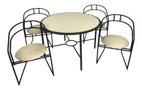 vintage cal style furniture dining set chairish