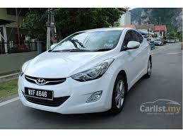 2012 hyundai elantra gls for sale hyundai elantra 2012 gls 1 6 in selangor automatic sedan white for