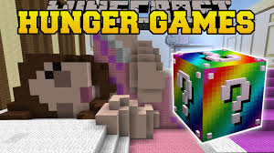 minecraft gamingwithjen u0027s bedroom hunger games lucky block mod
