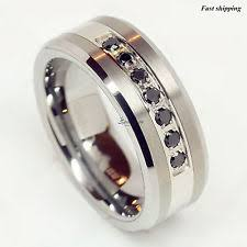 best mens wedding bands men s wedding anniversary bands ebay