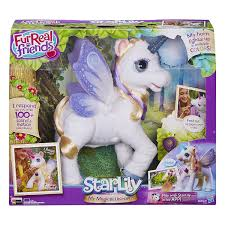 amazon com furreal friends starlily my magical unicorn toys u0026 games