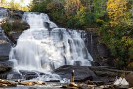 South Carolina Waterfalls images Dupont state forest three waterfalls hike asheville trails jpg