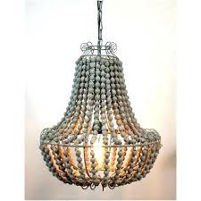 wood bead ceiling light white wood bead chandelier beaded pendant light ceiling lights