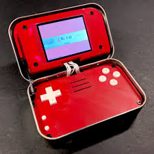 mintypi hides a gaming device inside altoid tins tech news here