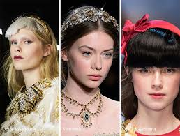 fashion headbands fall winter 2016 2017 hair accessory trends fashionisers