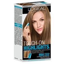 the best shoo for hair with highlight precise at home touch on highlights l oréal paris