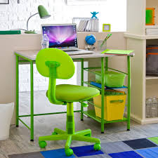 Kids Computer Desk by Modern Office Furniture And Green Solid Wood Frame Kids Study Desk