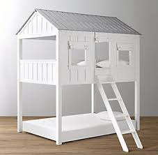 Cabin Bunk Bed Cabin Loft Bed Collection Rh Baby Child