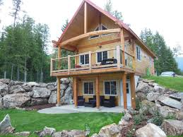 45 mountain log home plans with walk out basements mountain house