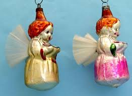 Glass Angels Christmas Decorations by 1048 Best Antique Glass Christmas Ornaments Images On Pinterest