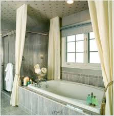 interior modern bathroom design ideas with lowes window