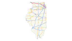 Zip Code Map Illinois by U S Route 20 In Illinois Wikipedia
