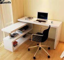 Wrap Around Computer Desk Best 25 White Corner Computer Desk Ideas On Pinterest Plaid