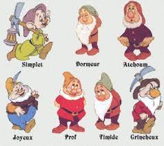 names 7 dwarves snow white french quora