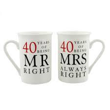 wedding gift mugs wedding ideas wedding anniversary gift ideas stunning present to