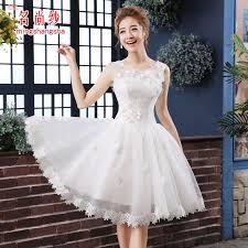 wedding dress pendek aliexpress buy 2017 new arrival vintage wedding dress