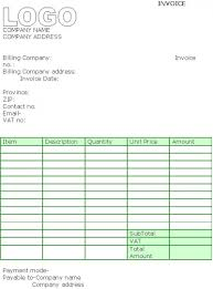 business invoice templates dj invoice business powerpoint free