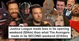 Major League Movie Meme - 5 reasons justice league s box office is shockingly bad dorkly post