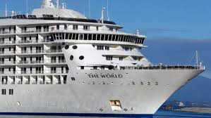 cruise ship the world the world is not enough nelson looks to increase number of cruise