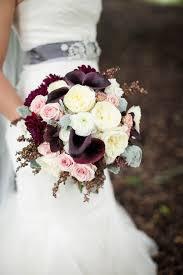 Wedding Flowers For The Bride - best 25 plum wedding flowers ideas on pinterest plum wedding