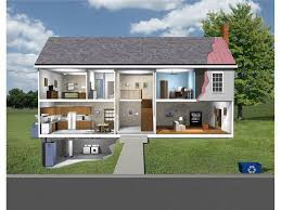 View Interior Of Homes House Cutaway Infographic Pinterest Cutaway