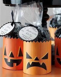 Halloween Candy Bags Craft by Diy Halloween With Martha Stewart Crafts Martha Stewart