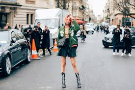 best street style paris fashion week fall 2016 teen vogue