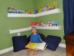 casa de colella rain gutter bookshelves