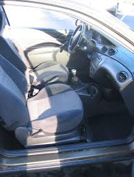 2000 Ford Focus Interior Mckitterick U0027s Ford Focus Zx3 Kona Edition