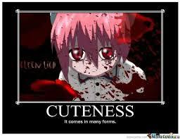 Meme I Lied - elfen lied meme wiki anime amino