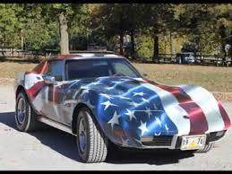 c3 corvette flags corvette wrap