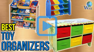 4 Tier Toy Organizer With Bins Top 10 Toy Organizers Of 2017 Video Review