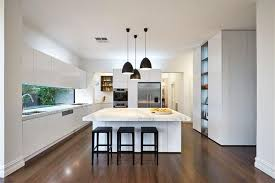 kitchens with island benches appealing island bench lighting ideas best ideas exterior