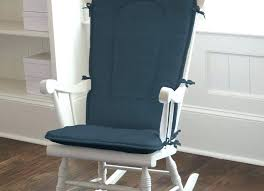 Wooden Rocking Chair Cushions For Nursery Jardine Glider Rocker Getestate Us