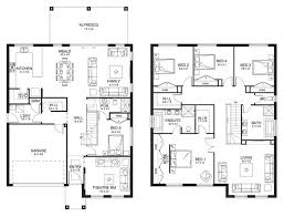 two storey house plans precious two storey house plans south africa 4 modern story
