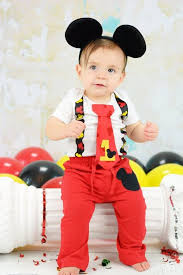 Mickey Mouse Toddler Costume 20 Cute Ideas For Baby Boys 1st Birthday Party