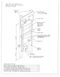 Electrical Service Pedestal Wiring Diagrams U0026 Specifications