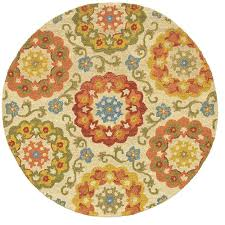 Round Indoor Rugs by Oriental Kids U0026 Teens Area Rugs Rugs The Home Depot