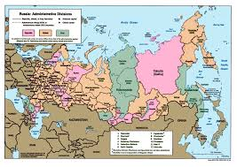 Map Russia Maps Of Russia And The Soviet Union