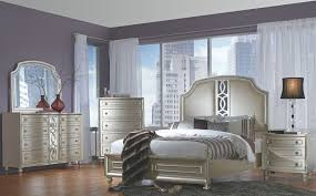 Avalon Bedroom Set Ashley Furniture Regency Park Pearlized Silver Panel Bedroom Set From Avalon