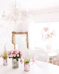the most girly u0026 pink decor for a feminine home