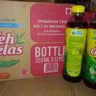 Teh Javana 350ml jual teh javana 350 ml rp 24 ribu isi 12 botol di lapak ade