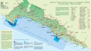 Cinque Terre Map чинкве терре Cinque Terre лигурия италия как добраться карта