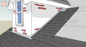 How To Build Dormers In Roof How To Flash A Dormer Pro Remodeler