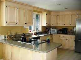 how to stain kitchen cabinets without sanding painting stained