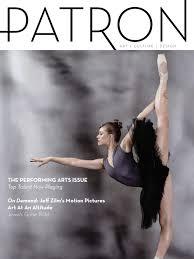 lexus johnson dance patron december january 2015 2016 issue by patron magazine issuu