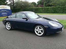 used porsche 911 uk used porsche 911 2001 petrol 2dr 996 3 4 coupe blue manual for