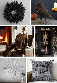 frightful u0026 friendly halloween front door décor pottery barn
